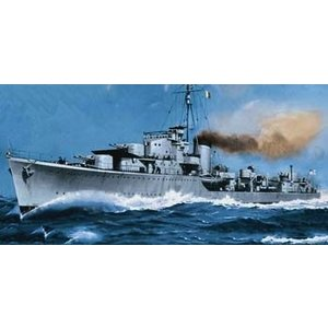 Revell of Germany . RVL 1/700 H.M.S KELLY