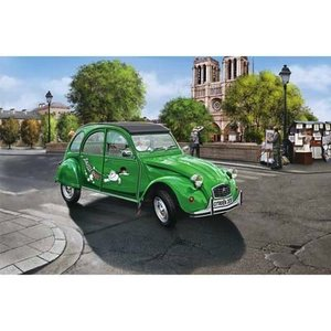 Revell of Germany . RVL 1/24 CITROEN 2CV SAUSSS
