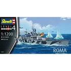 Revell of Germany . RVL 1/1200 RN ROMA