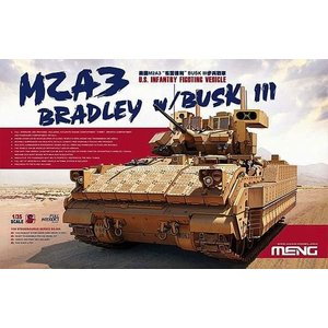 Meng . MEG INFANTRY FIGHTING VEHICLE M2A3
