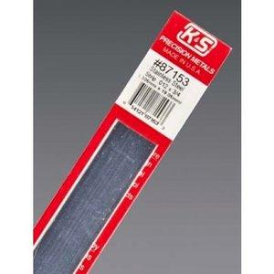 "K&S Engineering . K+S SS STRIP.012 X 3/4 X 12"""