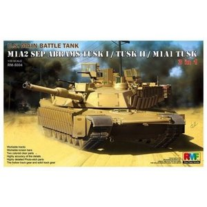 Rye Field Model . RFM 1/35 M1A2 TUSK I/II 3 N 1