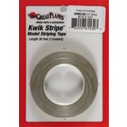 Great Planes Model Mfg. . GPM Stripe Tape Met Gold 1/4""