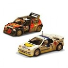 Scalextric . SCT FORD RS200 & METRO 6R4