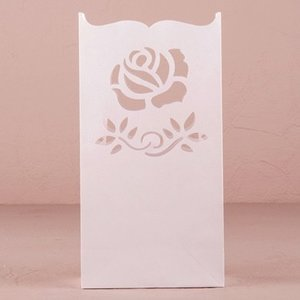Wedding Star . WST ROSE LUMINARY BAGS
