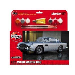 Airfix . ARX 1/32 ASTON MARTIN DB-5 SILV