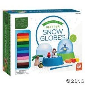 MindWare . MIW MAKE YOUR SNOW GLOBE