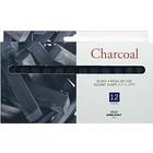 Pro Art . PAT CHALK CHARCOAL 12 STICKS