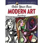 Dover Publishing . DOV COLOR YOUR OWN MODERN