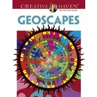 Dover Publishing . DOV GEOSCAPES COLORING BOOK