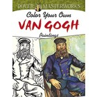 Dover Publishing . DOV COLOR YOUR OWN VAN GOH