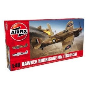 Airfix . ARX 1/48 HAWKER HURRICANE MKI