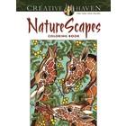 Dover Publishing . DOV NATURESCAPES COLOR BOOK