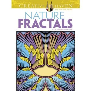 Dover Publishing . DOV NATURE FRACTALS CR BK