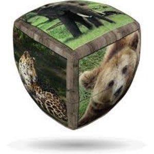 ORBET . OBT WILD ANIMALS V CUBE PILLW