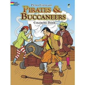Dover Publishing . DOV PIRATES & BUCCANEERS CB