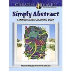 Dover Publishing . DOV SIMPLY ABSTRACT COLOR BK