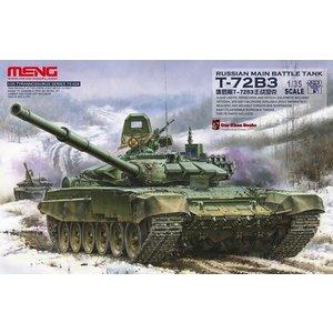 Meng . MEG 1/35 RUSSN MAIN TNK T-72B3