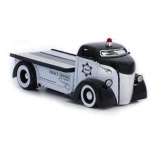 Jada Toys . JAD 1/24 HEAT 47 COE POLICE
