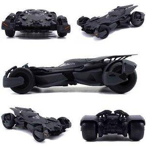 Jada Toys . JAD 1/24 BATMOBILE BATMAN VS SUPERMAN