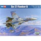 Hobby Boss . HOS 1/48 SU-27 FLANKER B