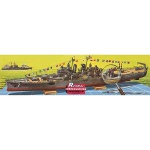 Revell Monogram . RMX 1/500 USS SPRINGFIELD