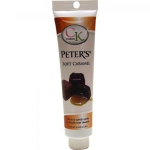 CK Products . CKP PETERS SOFT CARAMEL
