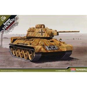 Academy Models . ACY 1/35 GERMAN T-34/76 747(R)