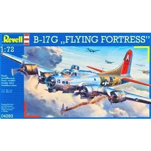 Revell of Germany . RVL 1/72 B-17G FLYING FORTRESS