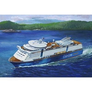 Revell of Germany . RVL 1/1200 M/S COLOR MAGIC CRUISELINER