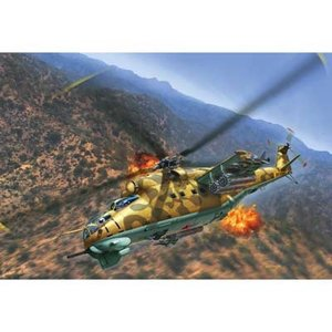 Revell of Germany . RVL 1/100 MIL HIND MI-24D