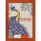 Anderson Press . AUW ANIMALS COLORING BOOK