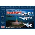 Minicraft Models . MMI THUNDERBIRDS PUZZLE
