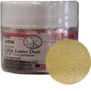 CK Products . CKP LUSTER DUST - SATIN GOLD