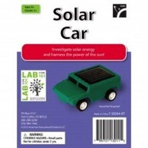 American Educational Products . AEP SOLAR CAR