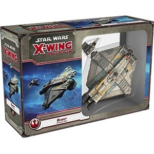 Fantasy Flight Games . FFG Star Wars X-Wing: Ghost