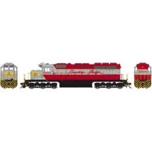 Athearn . ATH HO RTR SD40/DCC/SND CPR #5505