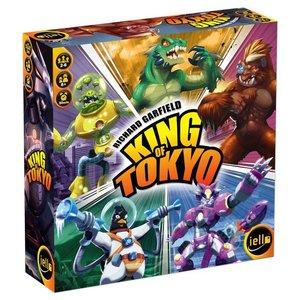 Iello Games . IEL KING OF TOKYO 2ND ED