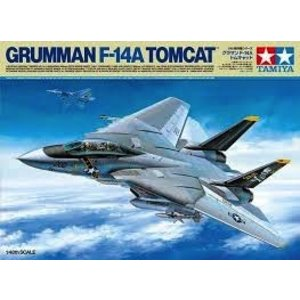 Tamiya America Inc. . TAM 1/48 F-14A TOMCAT