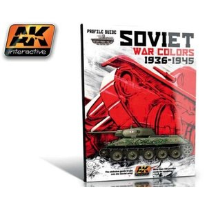 A K Interactive . AKI SOVIET WAR COLORS 39-45 PROFILE GUIDE