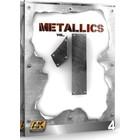 A K Interactive . AKI METALLICS VOL.1 BOOK