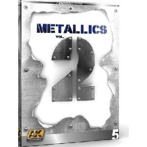 A K Interactive . AKI METALLICS VOL.2 BOOK