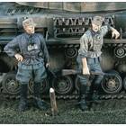 Ver Linden . VPI 1/35 GER SS CAVALRY WWII
