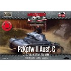 First To Fight Models . FRF 1/72 PZKPFW II AUSF C GERMAN LIGHT TANK