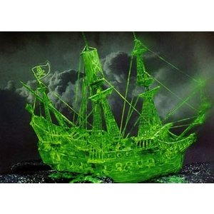 Revell of Germany . RVL 1/72 GHOST SHIP W/NIGHT COLOR