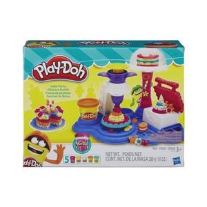 Hasbro . HSB PLAY DOH CAKE PARTY TIME