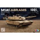 Rye Field Model . RFM 1/35 M1A1 Abrams 1991
