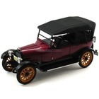 Signature Models . SMD 1/18 1917 REO TOURING BURGANDY