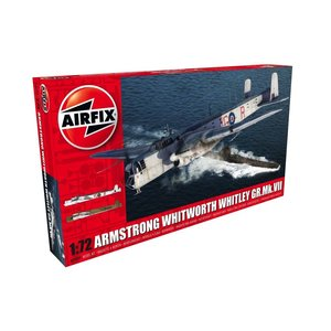 Airfix . ARX 1/72 ARMSTRONG WITWORTH WHITLEY MK.VII