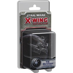 Fantasy Flight Games . FFG STAR WARS X-WING TIE DEFENDER